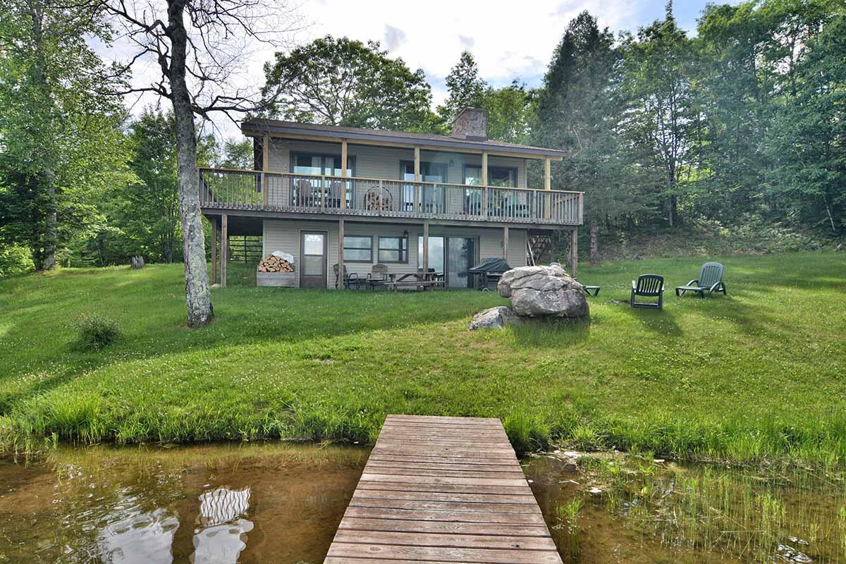 Stillwater Lodge  Buffalo Lake   Rent Northern WI